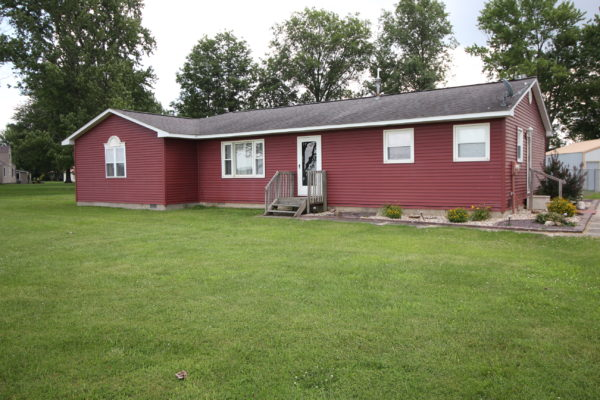 3266 N Wakefield Rd - Noble, IL 62868